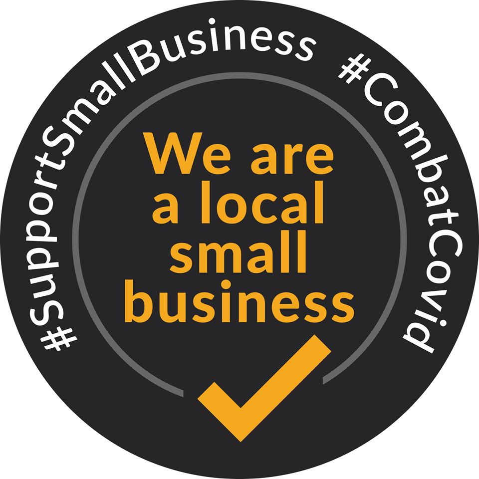 We are a local small business